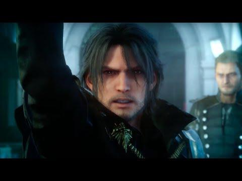 connectYoutube - Final Fantasy XV Official Royal Edition Announcement Trailer