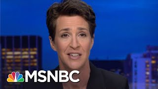 White House Coronavirus Policy Still Motivated By Debunked Model | Rachel Maddow | MSNBC