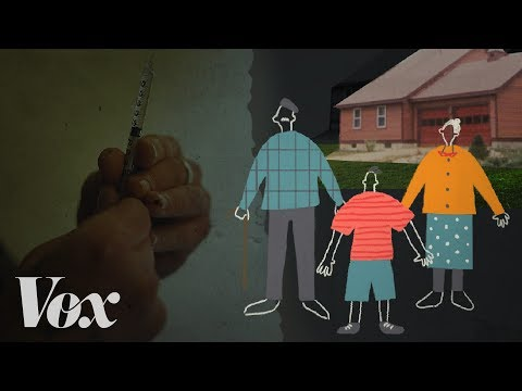 The opioid crisis is making grandparents become parents again