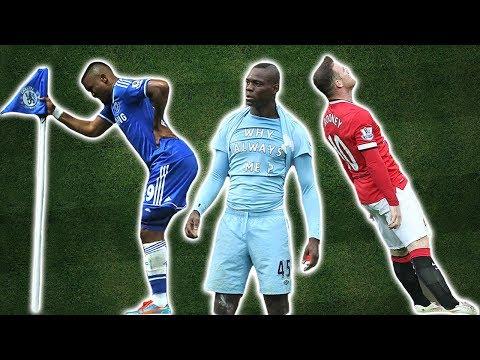 Top 10 Football Celebration Responses To Newspaper Headlines