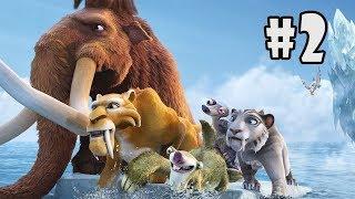 Ice Age: Continental Drift - Arctic Games - Walkthrough - Part 2 - Style Jump (PC HD) [1080p60FPS]