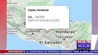 ¡Tiembla el Occidente! Sismo en #Guatemala se siente en #Honduras