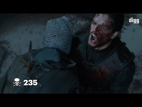 connectYoutube - Every On-Screen Death In 'Game Of Thrones' Season 6