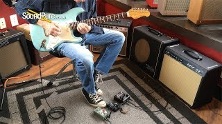 Michael Tuttle Custom Classic S Daphne Blue #79 Quick 'n' Dirty
