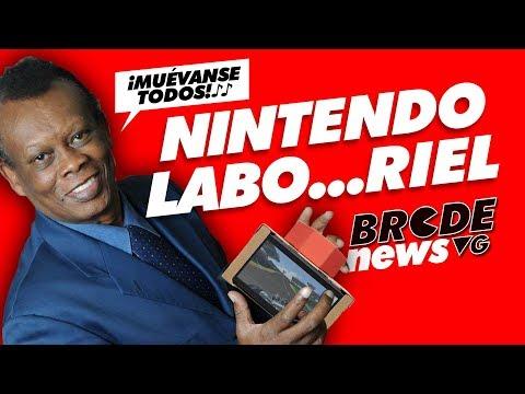 Nintendo Labo...riel