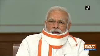 'Seva Hi Sangathan': PM Modi hails Rajasthan BJP workers' effort during lockdown - INDIATV