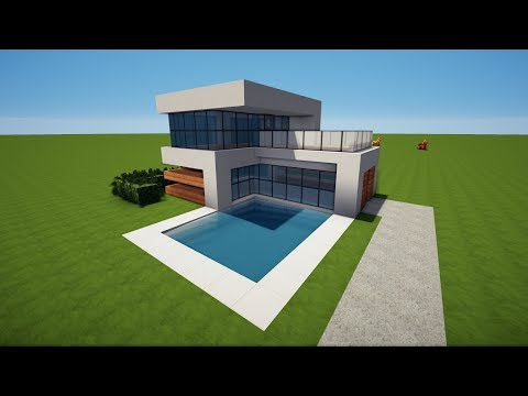 Download youtube mp3 kleines minecraft holzhaus bauen for Minecraft modernes haus jannis gerzen