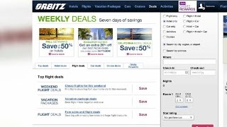Find deals on last-minute holiday travel