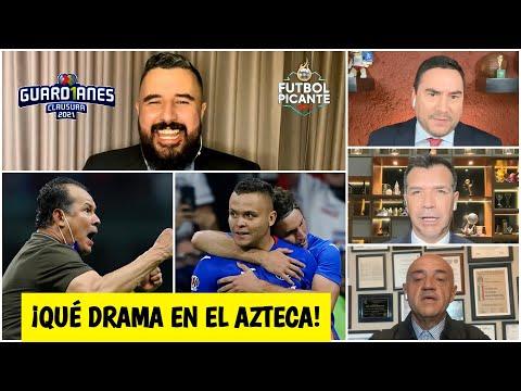 ¡DRAMÁTICO TRIUNFO! Cruz Azul remontó y venció al Toluca. Avanzó a semis de Liga MX   Futbol Picante