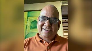 Satish Kaushik spreads positivity with his song 'When Life Gives U A Banana' - IANSINDIA