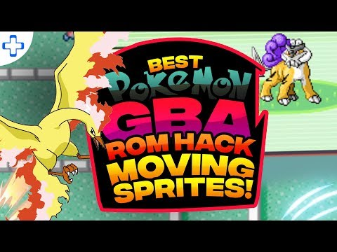 connectYoutube - COMPLETED POKEMON GBA ROM HACK WITH MOVING SPRITES! - POKEMON BLACKGRANITE X! (2018)