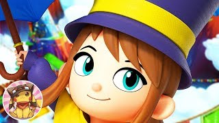 A HAT IN TIME - Full Game Walkthrough [1080p] No commentary