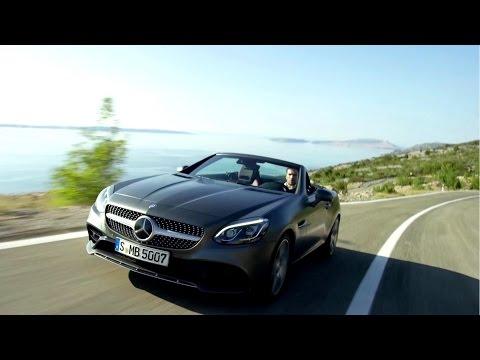 NAIAS 2016: Presentation of the SLC - Mercedes-Benz original