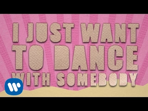 Bebe Rexha - The Way I Are (Dance With Somebody) [feat. Lil Wayne] [Official Lyric Video]