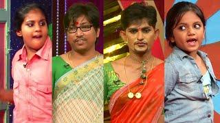 Jabardasth Yodha Sister's,Chandu & Jabardasth Pawan Performance - Jambalakidi Pamba Hilarious Skit - MALLEMALATV