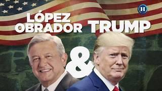 Reunión AMLO-Trump: Temas migratorios quedaron fuera de la conversación