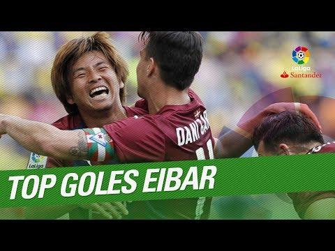 TOP 5 Goals SD Eibar LaLiga Santander 2016/2017