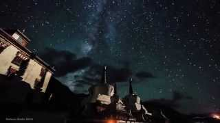 Lamayuru Monastery: The Night Sky Zone