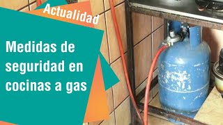 Medidas de seguridad en la instalación de cocina a gas | Actualidad