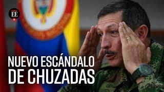 Chuzadas: ¿Por qué salió Nicacio Martínez del Ejército - El Espectador