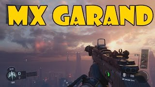 NEW MX GARAND GAMEPLAY + UNBOXING (Black Ops 3 New Weapons / Guns)