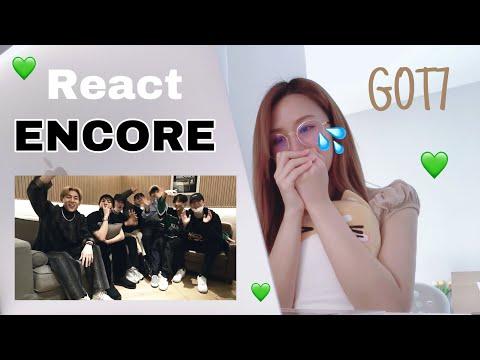 Reaction-(TH)- -ENCORE---GOT7-