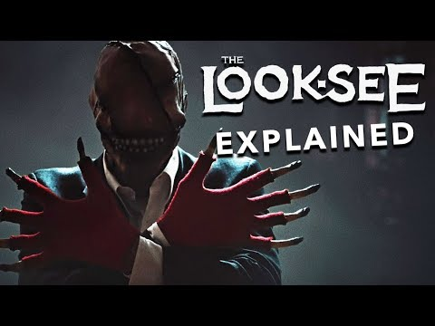 THE LOOK-SEE Monster + Ending Explained