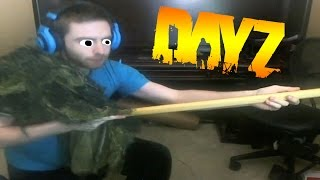 BROKEN LEG HEROIC MOVES - Surviving the Zombie Apocalypse #10 (DayZ Gameplay)