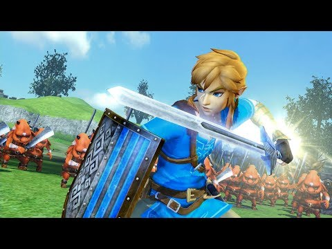 connectYoutube - Hyrule Warriors: Definitive Edition Trailer (Switch) | Nintendo Direct Mini