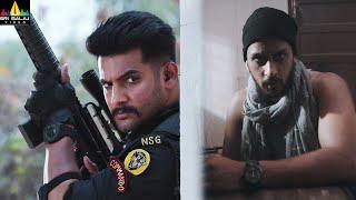 Operation Gold Fish Movie Aadi Powerful Action Scene | Latest Telugu Scenes @SriBalajiMovies - SRIBALAJIMOVIES