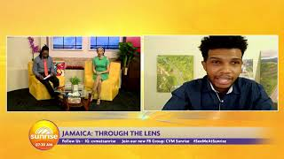 Most Beautiful Places in Jamaica: Through the Lens - With  Sheldon Levene | Sunrise  | CVMTV