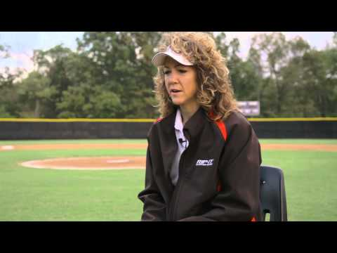 Michele Smith, Two-Time Olympic Gold Medalist, Shares Her Story with JustBats.com Video