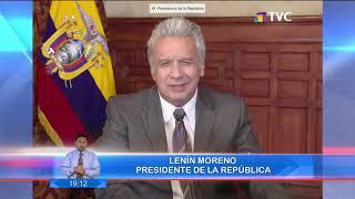 Ecuador firmó acuerdo marco de financiamiento con el DFC de EE.UU.