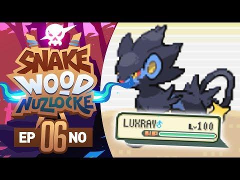 connectYoutube - ITS LV 100 WHAT TO HECK! - Pokémon Snakewood Nuzlocke w/ FeintAttacks! Episode #06