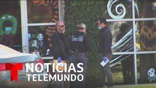 Apuñalan a tres personas en un área comercial de Texas   Noticias Telemundo