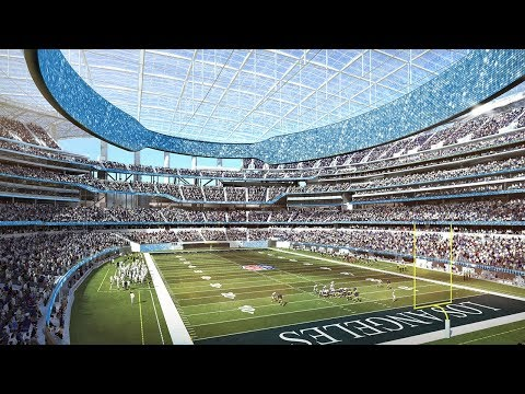 Top 5 Stadium Builds by 2020   The B1M