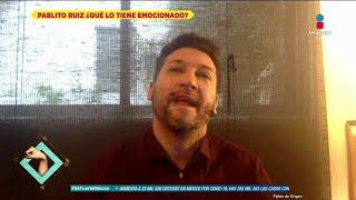 ¿Pablo Ruiz busca formar una familia | De Primera Mano