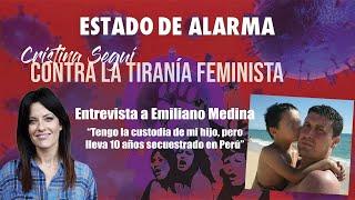 TENGO la CUSTODIA de mi HIJO, pero lleva 10 años SECUESTRADO en PERÚ: CONTRA la TIRANÍA FEMINISTA