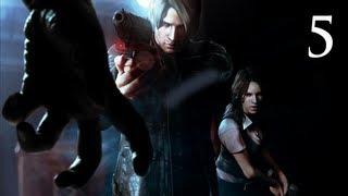 Прохождение Resident Evil 6 Co-op (Леон) - Часть 5 — Глава 1: Оружейный магазин Бёрка