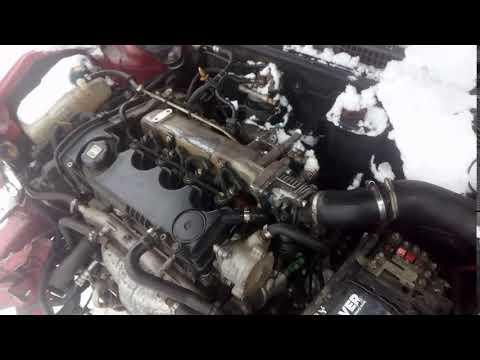 Alfa-Romeo 147 2000 m dalys