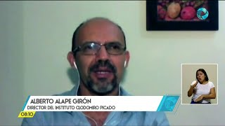 Entrevista Alberto Alape Giron, Director Instituto Clodomiro Picado