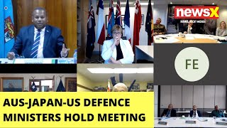 U.S-Australia-Japan Defence Meet | Chinese aggression in SCS | NewsX - NEWSXLIVE