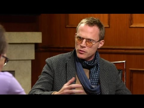 connectYoutube - Paul Bettany on his directorial debut, 'Captain America: Civil War,' and falling for Jennifer