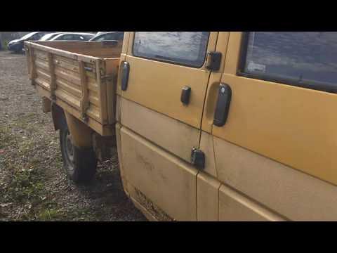 Volkswagen Transporter 1993 m dalys