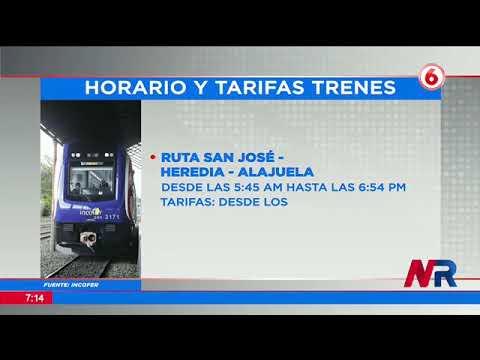 Ya se estrenaron los nuevos trenes del Incofer: Horarios y tarifas se mantendrán