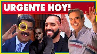 ????Noticias DE Ultima Hora! HOY 7 JULIO 2020 NOTICIAS DE VENEZUELA HOY Padrino Abinader Maduro K.West????