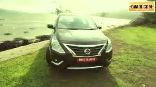 2014 Nissan Sunny First Drive in India