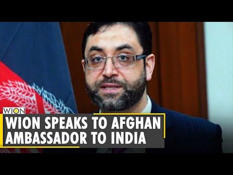 Afghan Ambassador to India Farid Mamundzay speaks with WION | Latest World English News | WION News