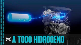 TOYOTA comenzará a producir motores a HIDRÓGENO