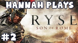 Ryse: Son of Rome #2 - Damocles